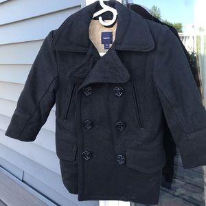 GapKids winter pea coat